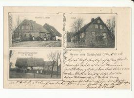 Schönfeld Kr. Preußisch Holland, Gem. Schönfeld, Kreis Preußisch Holland