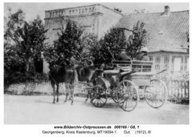 Georgenberg Kr. Rastenburg, Kreis Rastenburg
