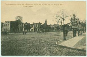 Neidenburg, Stadt, Kreis Neidenburg
