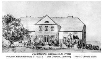 Weitzdorf, Kreis Rastenburg