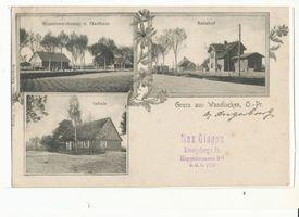 Wandlacken, Kreis Gerdauen