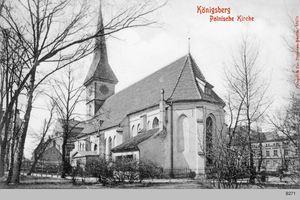 Königsberg (Pr.), Stadtkreis Königsberg Steindamm