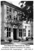 Königsberg (Pr.), Stadtkreis Königsberg Neuer Graben 6