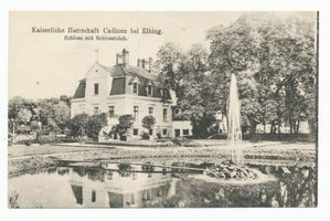 Cadinen, Kreis Elbing