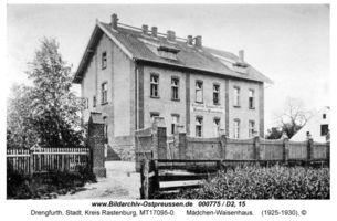 Drengfurth, Stadt, Kreis Rastenburg Bartener Straße 164