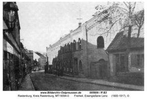 Rastenburg, Stadt, Kreis Rastenburg Freiheit