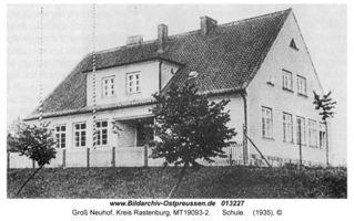 Groß Neuhof, Kreis Rastenburg