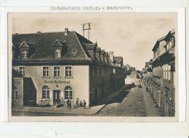 Hohenstein Kr. Osterode, Stadt, Kreis Osterode Marktstraße