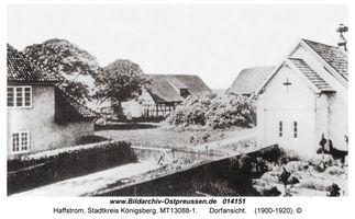 Haffstrom, Stadtkreis Königsberg