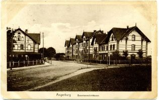 Angerburg Kr. Angerburg, Stadt, Kreis Angerburg Lötzener Straße