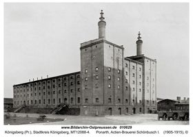 Königsberg (Pr.), Stadtkreis Königsberg Schönbuscherstraße 1