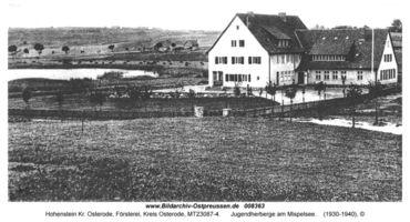 Hohenstein Kr. Osterode, Stadt, Kreis Osterode
