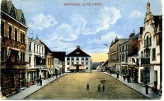 Angerburg Kr. Angerburg, Stadt, Kreis Angerburg Alter Markt 1-8
