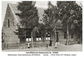 Malshöfen, Kreis Neidenburg